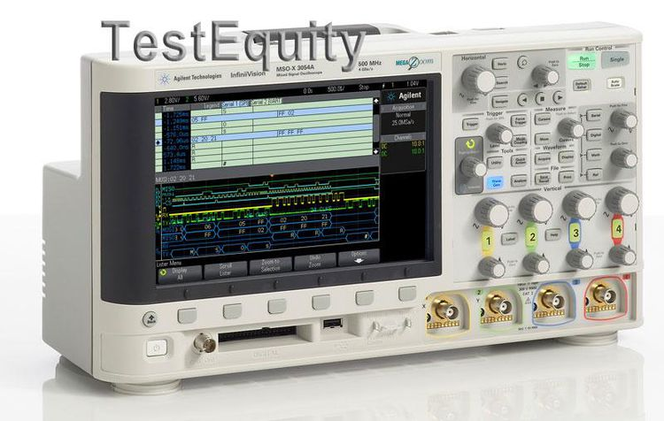 Keysight DSOX3054A Oscilloscope