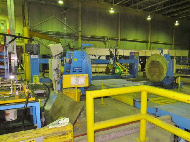 Voith TWISTER  ROLL WRAPPER TWISTER SPIRAL WRAPPER