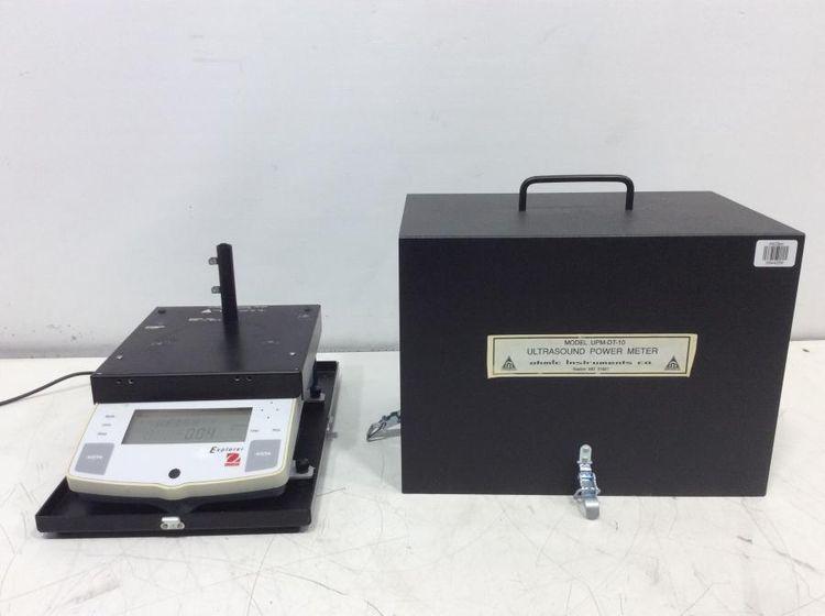 Ohmic UPM-DT-10 Ultrasound Power Meter w/Case