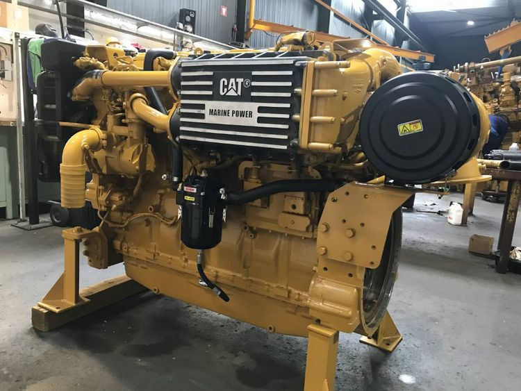 Caterpillar C 18 Marine Propulsion