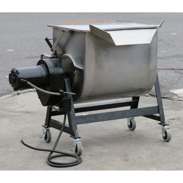 Leland L200DA Double Action Meat Mixer