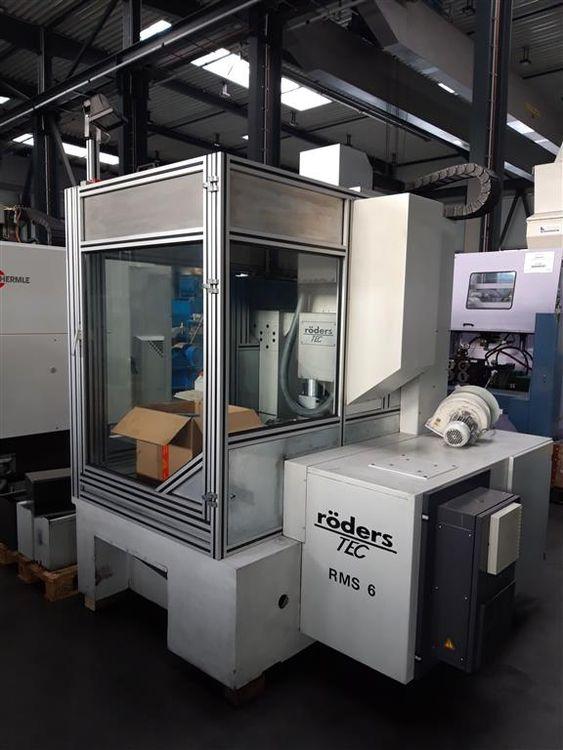 Röders RFM 760/S 42000  U/min