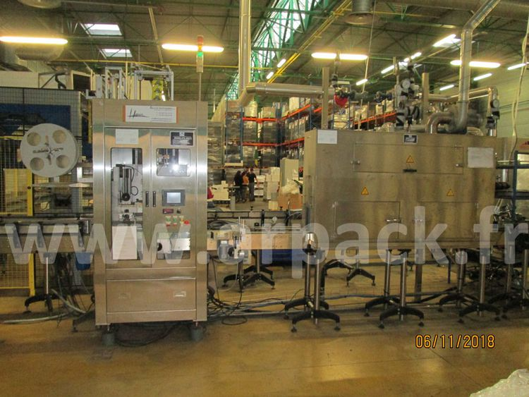 Bopack XYL-200CE, sleever