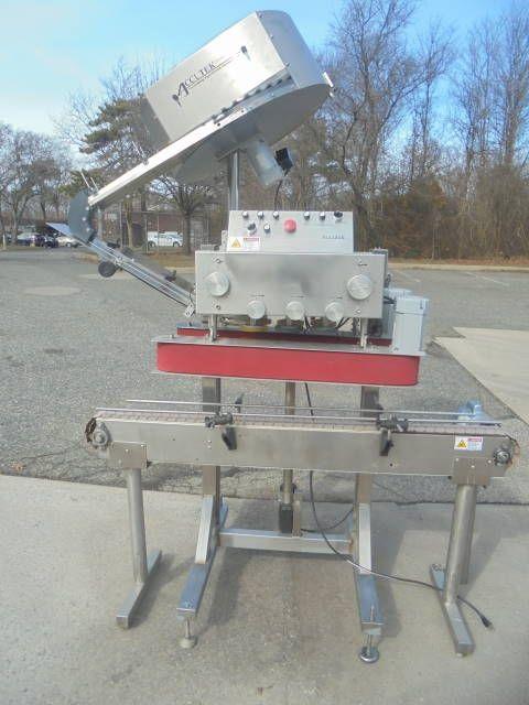 Accutek Screw Capping Machine