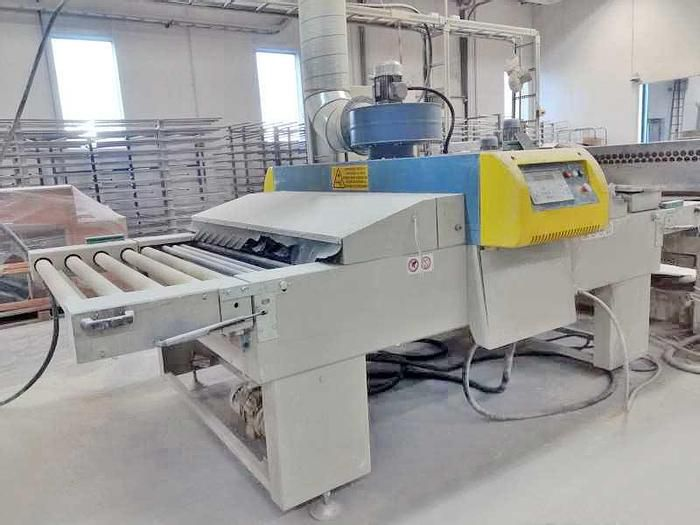 Giardina 1401/1 1/2 GST, UV curing / drying tunnel