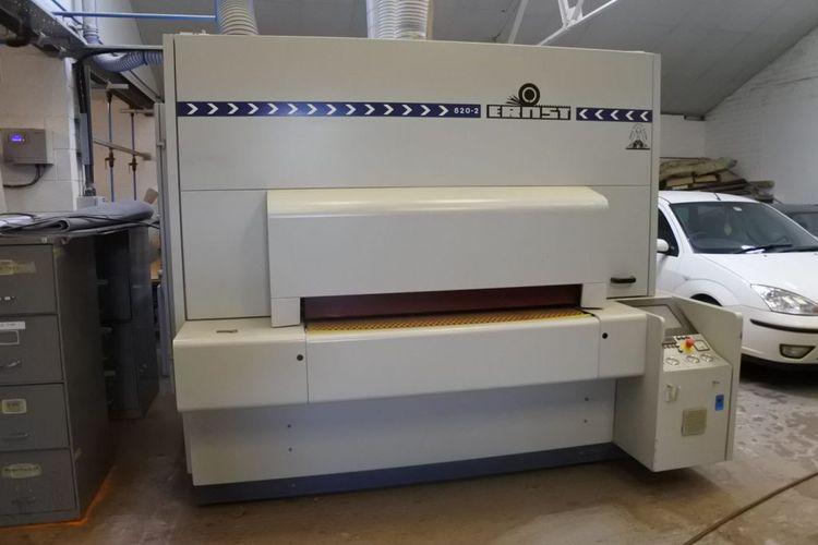 Ernst 820-2 Automatic Two Head Sanding Machine