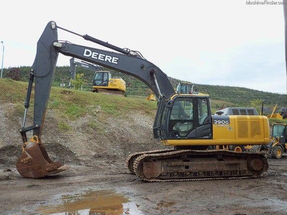 John Deere 290G LC Excavators
