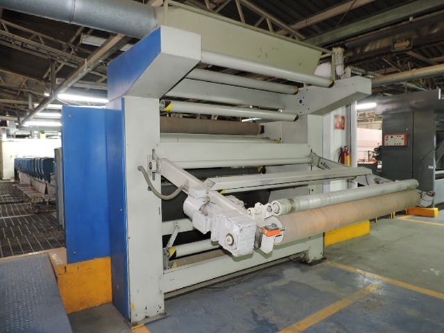 Zimmer 185 Cm Rotary printing