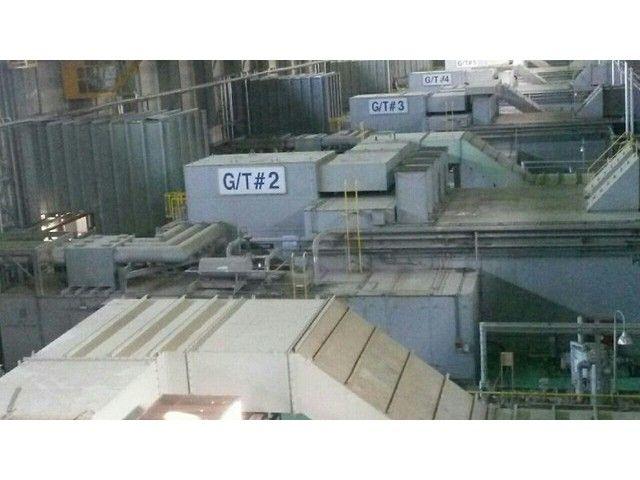 Siemens, Westinghouse W501D5, Gas Turbine Generator