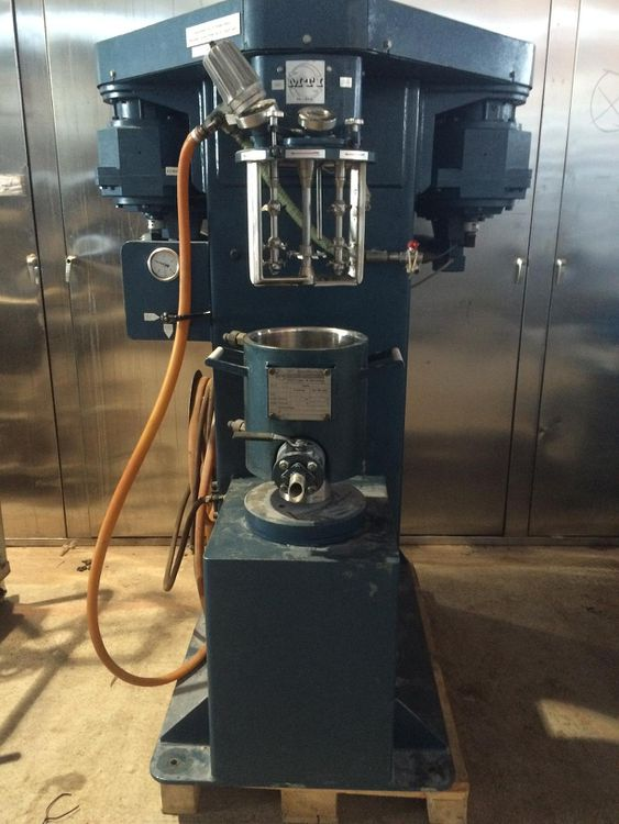 Other MTI P-10 Mixer for Pastes
