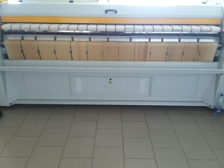 GMP G26-50 Drying Ironer. Heating Electric. Chromed cylinder