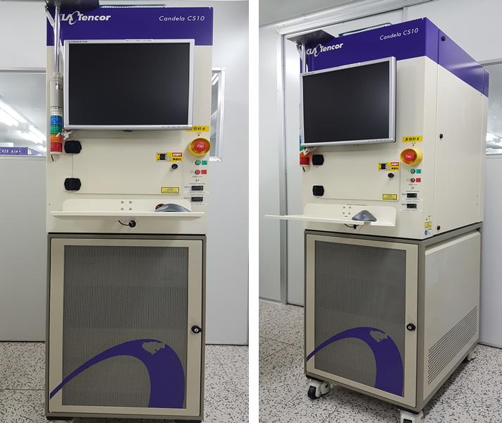 KLA-Tencor Candela CS10V Optical Defect Inspection