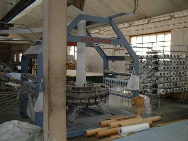 Starlinger SL4, Circular weaving