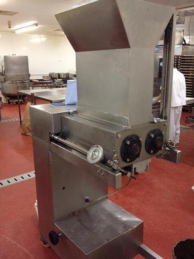 Burgess Sheet Extruder and Conveyor