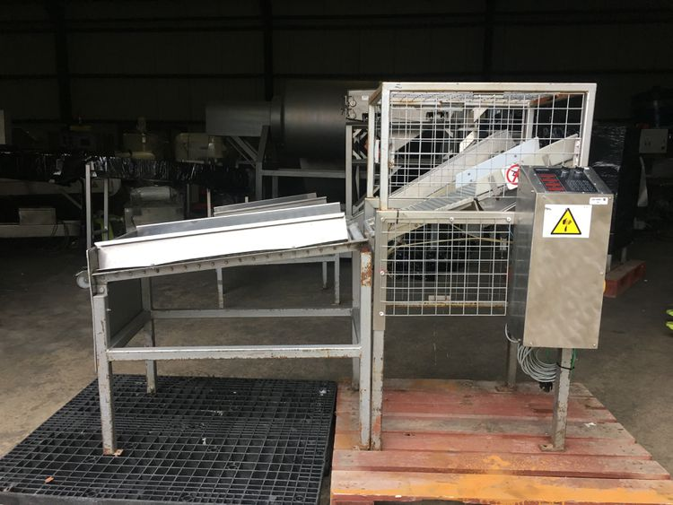 Newtec 5000C checkweigher