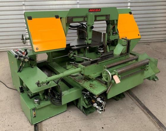 Meba 320 DG Vertical Bandsaw Semi Automatic