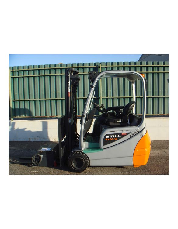 Still RX 20-20 P / H 2000 kg
