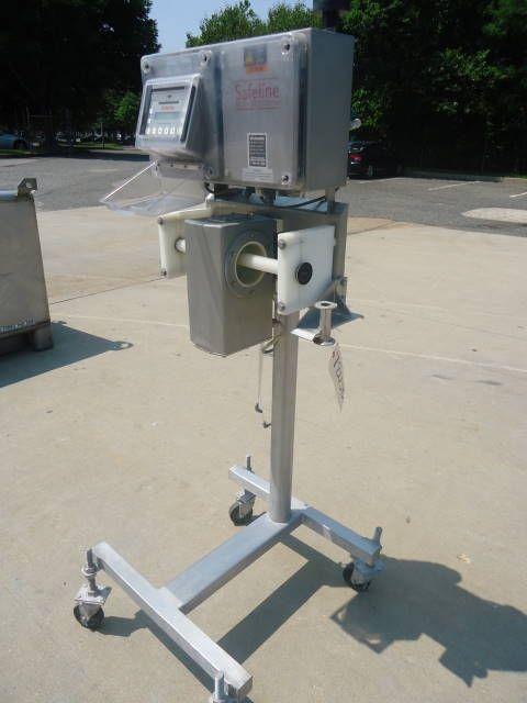 Safeline 4 inch Pipeline Metal Detector
