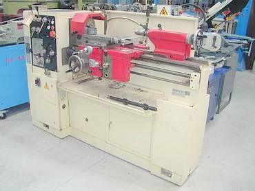 Engine Lathe Max. 3200 rpm Zebrak S32 / 750