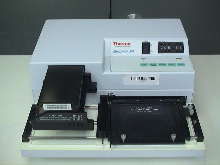 Thermo MultiDrop 384 Microplate Reagent Dispenser