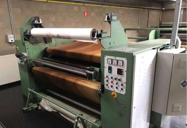 Lemaire CZV 1000/1800 190 Cm Thermo-printing calander