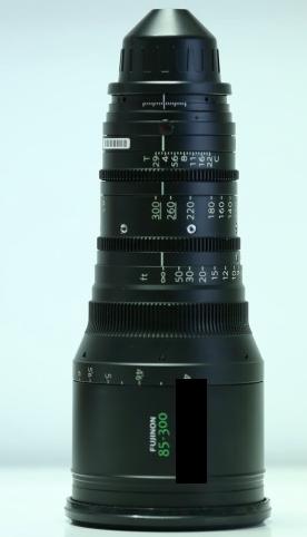 Fujinon Cabrio 19-90mm Zoom Lens