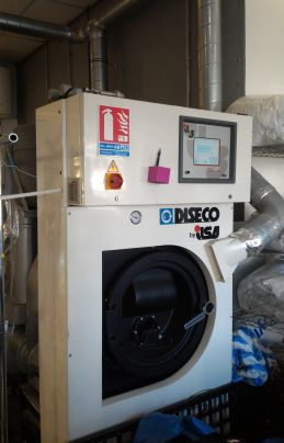 Others Dry cleaning machines