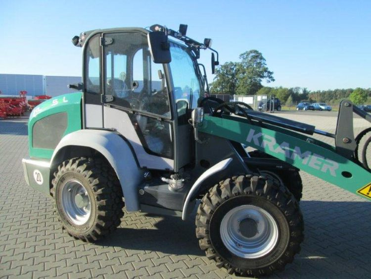 Kramer KL 25.5 EL Wheel Loaders