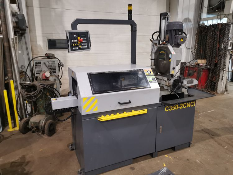 Hyd-Mech C350-2CNC / 1 Band sawing machine