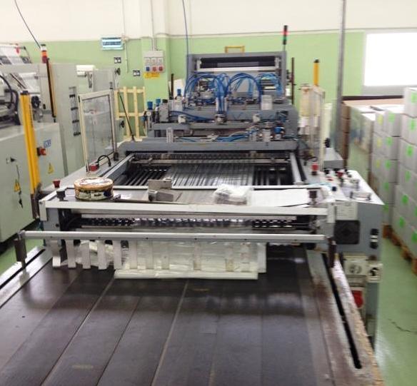 De Bernardi DB 100 E COEX Bag making machine