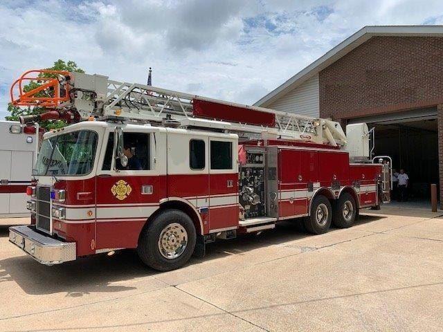 Pierce Fire Truck