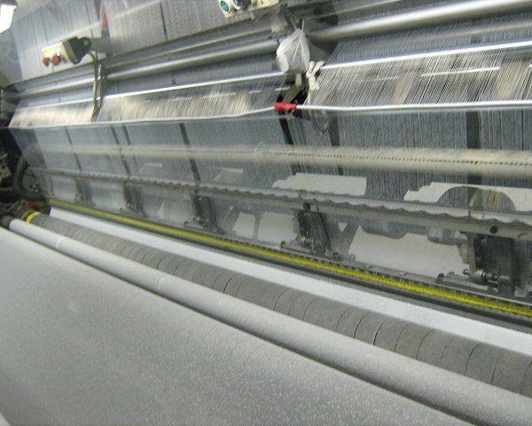 "Karl mayer RS4N-2K, Raschel machine 130"""