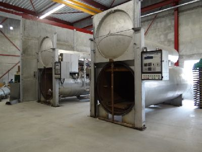 2 Others 402G-5, Jumbo Autoclave