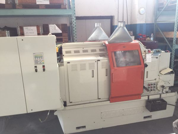 Gildemeister Turning Multispindle lathe Variable AS 16-6