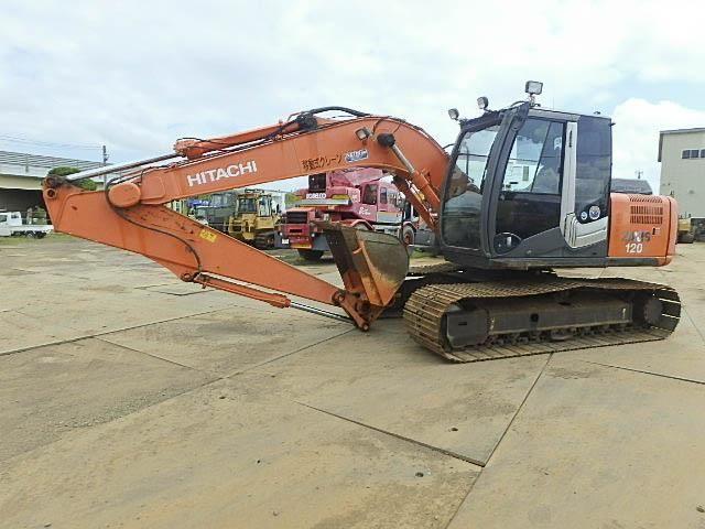 Hitachi ZX120-3 Tracked Excavators