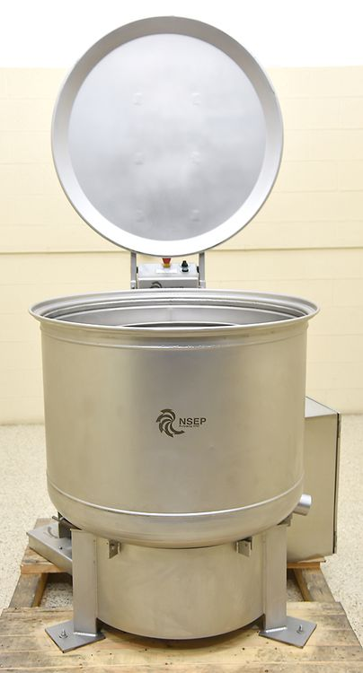 Bock FP-95 CENTRIFUGAL DRYER
