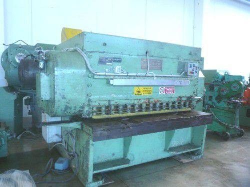 Colgar Plate Shear - Mechanical