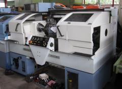 Schaublin GE FANUC Series 20 T 5000 rpm 180 CCN R-T 2 Axis