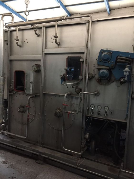 Goller Open Width Continuous Washing