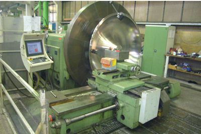 Zerbst CNC STYLE (2 axis) Variable DP 3150 - CNC 2 Axis