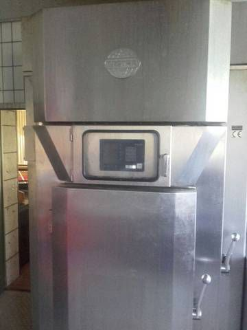 Bastra Bastramat 1501 C-UF Cooking and Smoke System