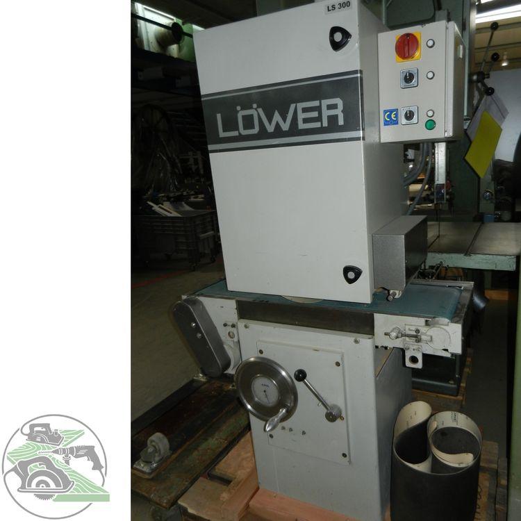 Lower LS 300, Surface sanding machine
