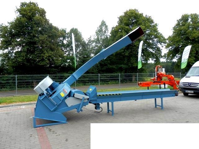 Others 200M Chipper disc with an electric motor
