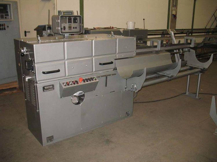 Wafios R 31 . Starightening and cutting machine