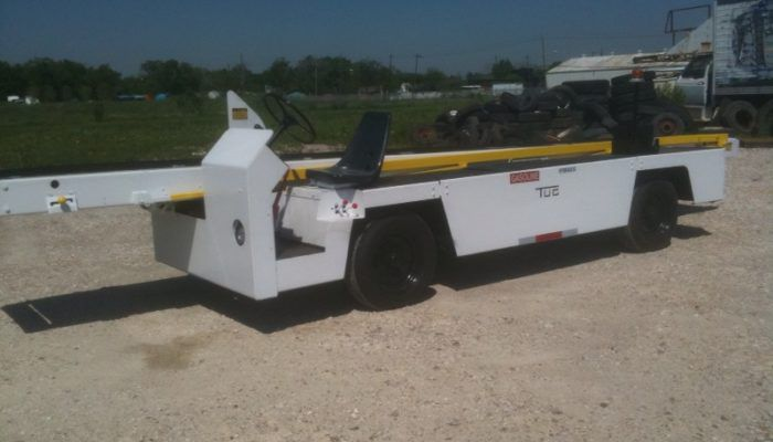 Tug 660, Belt Loader