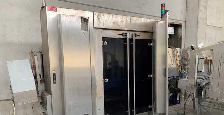 Krones Linatronic M inspection machine