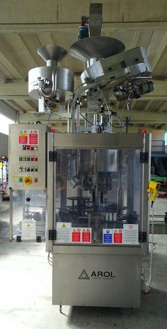 EURO VA Capping Machine