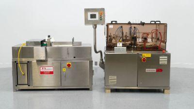 Seidenader DAR 150-RL  Vial Washing Machine