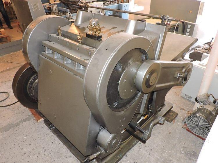 Crosland Die cutting machine