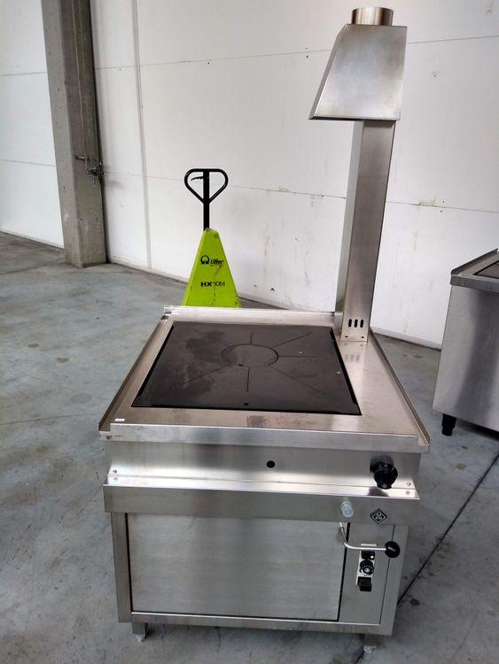 MKN gas stove